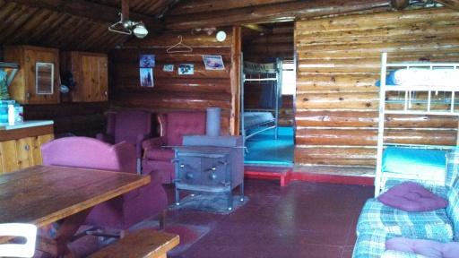 Camp 2 inside