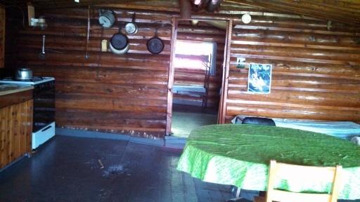 Camp 3 inside