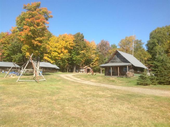Big Machias Lake Camps Bear Hunting Moose Hunting Northern Maine